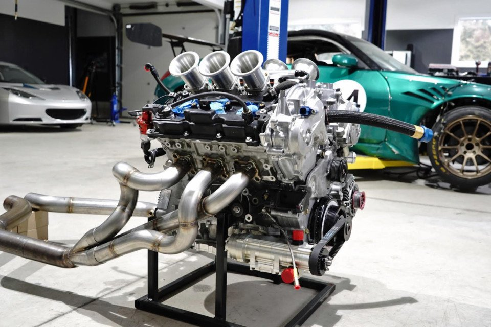 A Look Inside The Most Powerful N/A Nissan VQ-Series