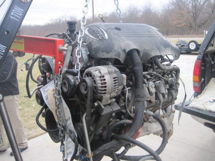junkyard ls engine builds going from rags to riches  at Lq4 6 0 Wiring Harness Conversion Diagram