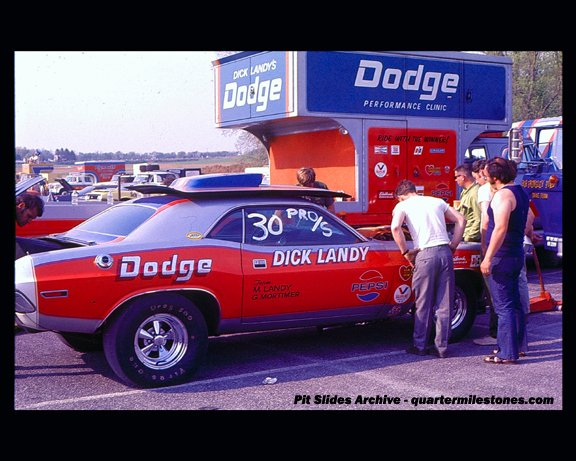 Muscle Cars You Should Know: Dick Landy's '70 HEMI Dodge