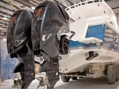 Based out of Wisconsin, Seven Marine's new 557 series produces 557 horsepower and 550 pound-feet of torque. While capable of running on 89-octane fuel, ...