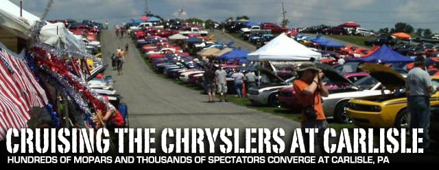 Chryslers At Carlisle >> Recapping The Carlisle Chrysler Nationals Event Street Muscle