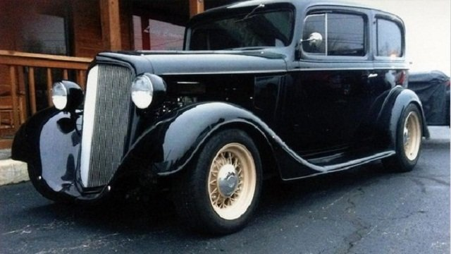 Barrett-Jackson Sees Early 1930s Hot Rods Out in Full Force - Rod