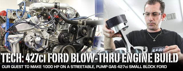 Building a Simple Yet Powerful 1000HP Small Block Ford - StangTV