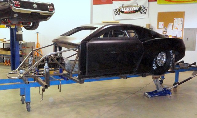 Alston Racing Offering New Camaro Pro Link Race Chassis & Body Kit