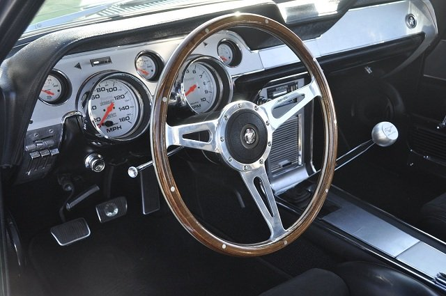 car feature bill sandretto s award winning 67 mustang stangtv. Black Bedroom Furniture Sets. Home Design Ideas