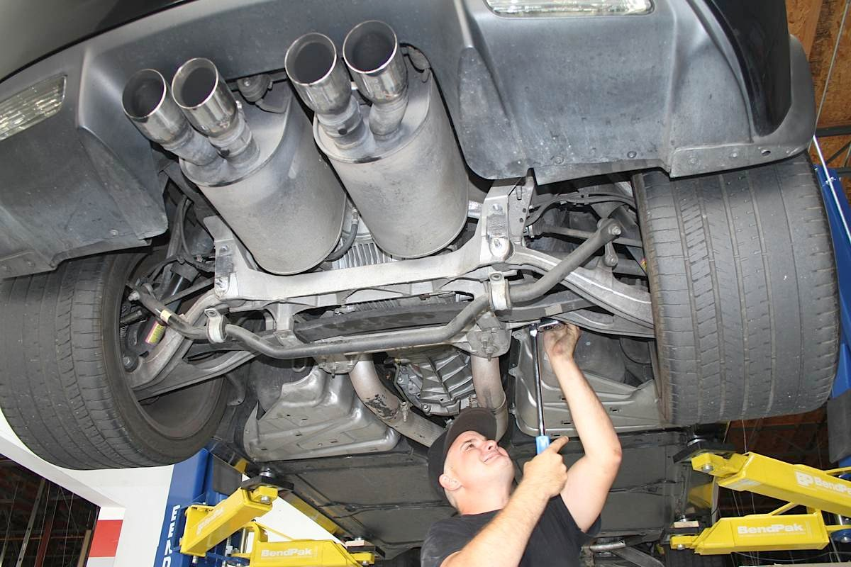 Could A Warranty Engine Swap Kill A C6 Z06 Transmission