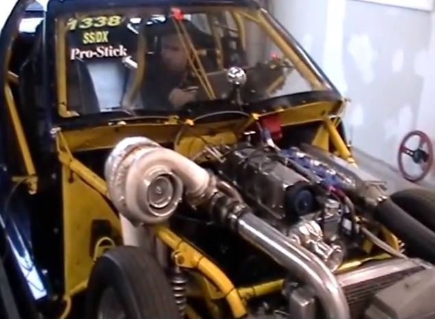 Video Watch A Ford 2 3 Turbo Scream To 10 000 Rpm Stangtv
