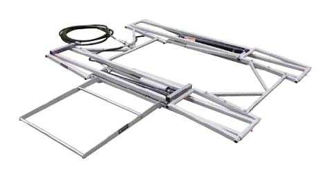 Allstar Performance Products Debut New Portable Lift