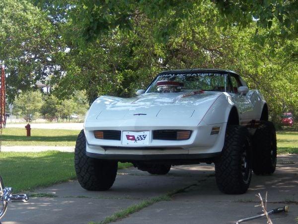 Craigslist Find A 4x4 Corvette For 15 000 Corvette Online