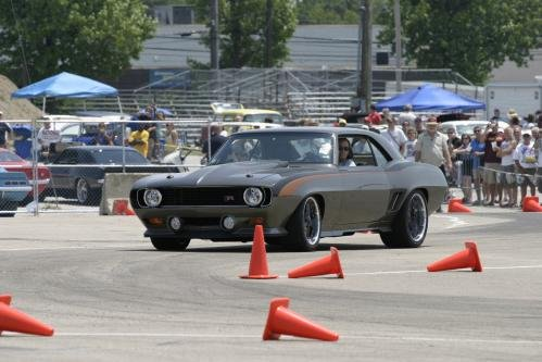 Who knows, with the focus shifting to handling prowess, autocross may eclipse drag racing.