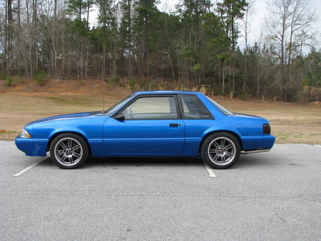 Fox Body Wheels >> Ultra Fox Jason Hall S Unbelievable Gt500 Swapped Fox Body Stangtv