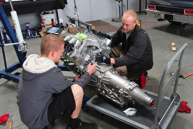 Tech review blueprint engines 427 lsx crate in project blueprint to avoid the hassle of working in tight spaces and secure the gearstar transmission to our new blueprint engine power automedia shop manager sean goude malvernweather