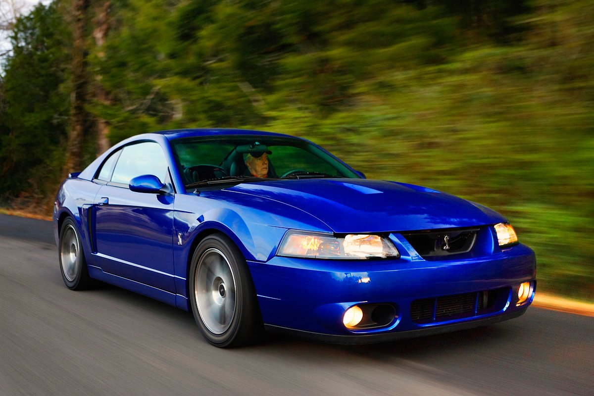 Improving A New Edge Cobra Mustang S Irs With Maximum