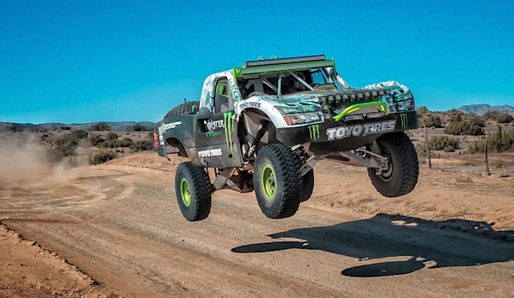 Interview With BJ Baldwin: Off-Road Racer, Athlete, And ...