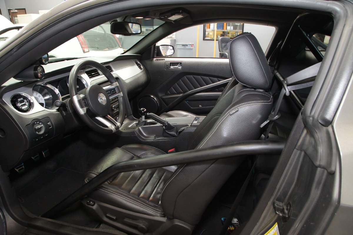 Race Car Roll Cage Specs