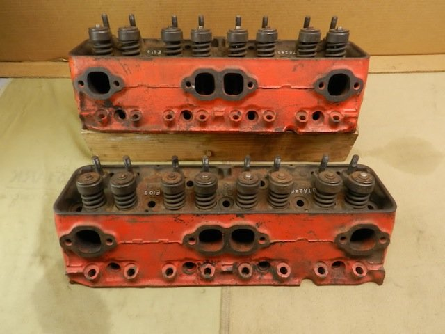 Quick Ref Small Block Chevy Cylinder Head Casting Numbers