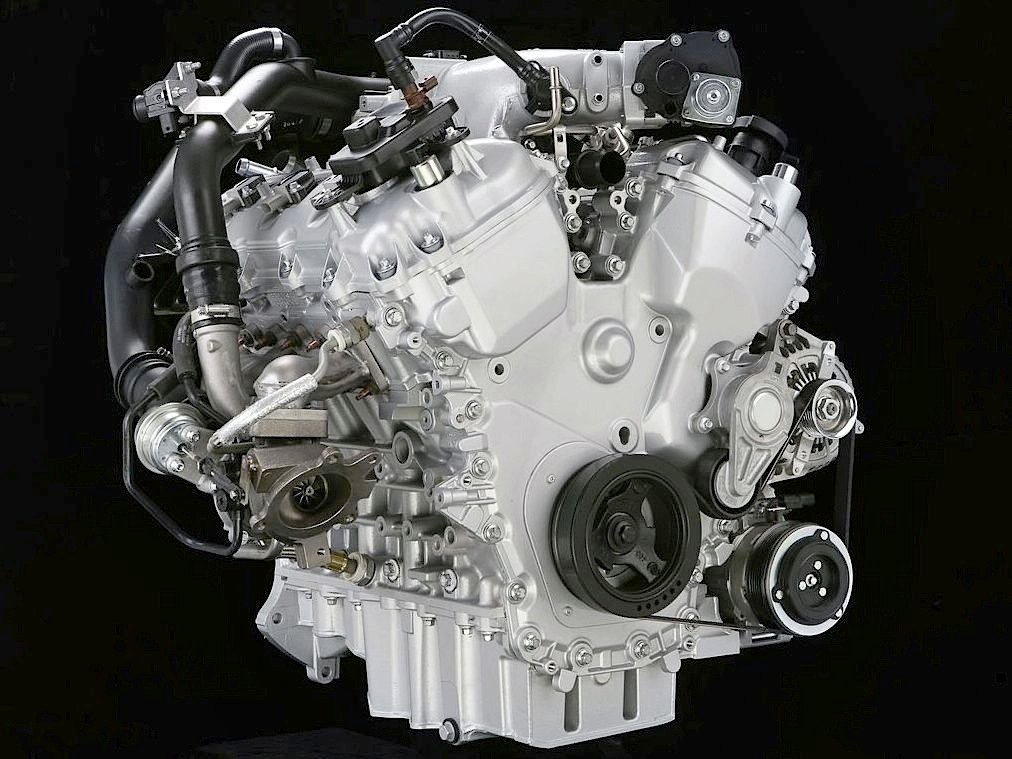 A Look at the Record-setting EcoBoost Sportscar Engine ...