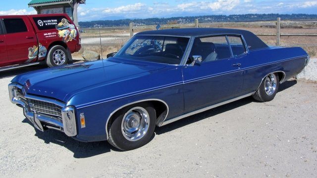 1969 Chevrolet Caprice 427. Photo from www.wikipedia.com