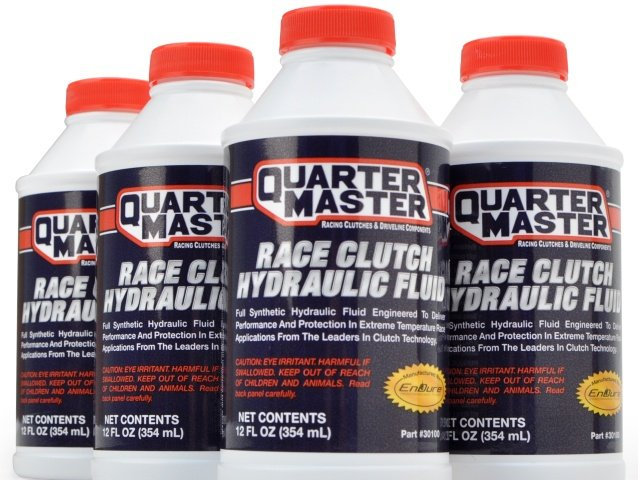 QM Race Clutch Hydraulic Fluid 640