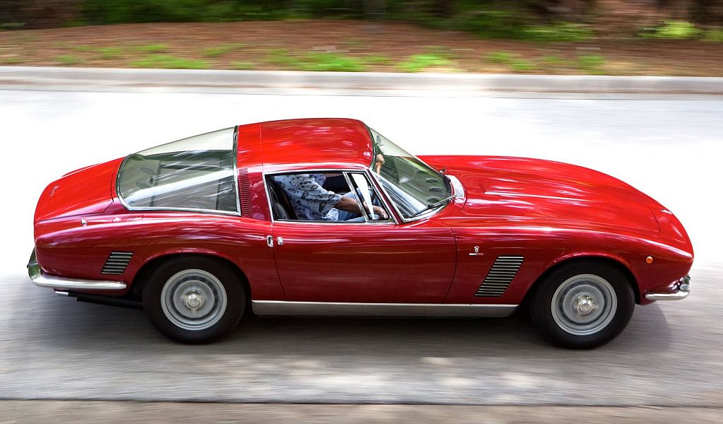 Video: Iso Grifo - A Car From The Old Country With Musclecar Power ...
