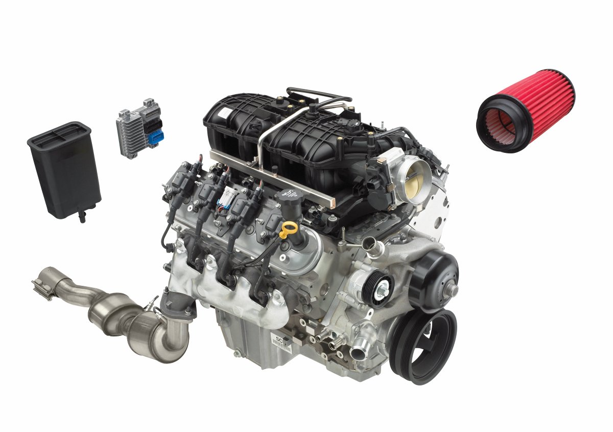 A Look at Pace Performances Extensive Lineup of LS Crate Engines – Lc9 Engine Diagram