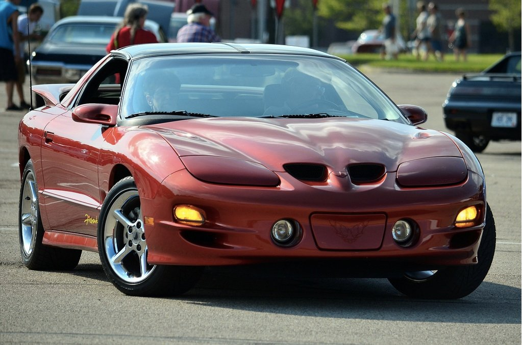 The SLP Firehawk Helping America Get its Muscle Car Groove Back