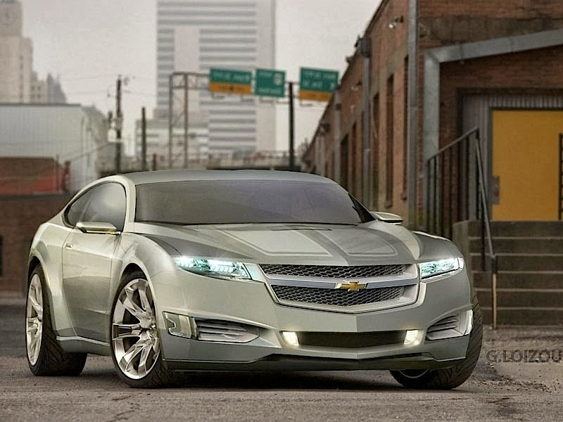 Is This The New 2014 Chevelle?