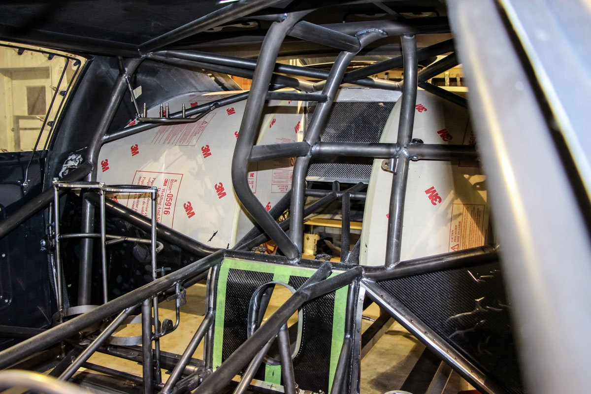 Tech Inside Carbon Fiber Wheel Tubs With Tim Mcamis Race