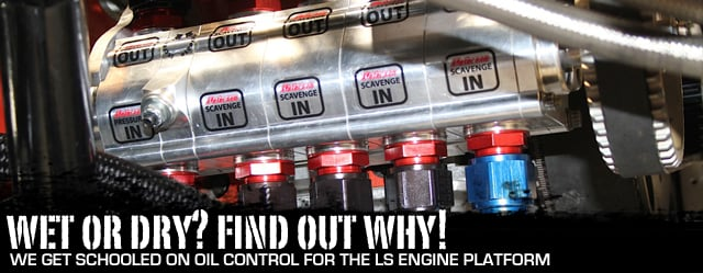 LS Engine Oil Control - An In-Depth Look at Best Practices