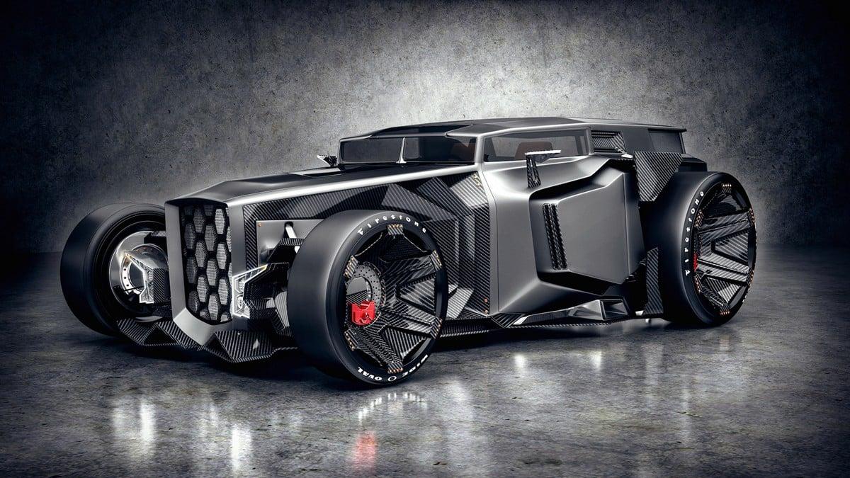 Modern Rat Rod Combines Lamborghini Engineering And Hot Rod Design Rod Authority