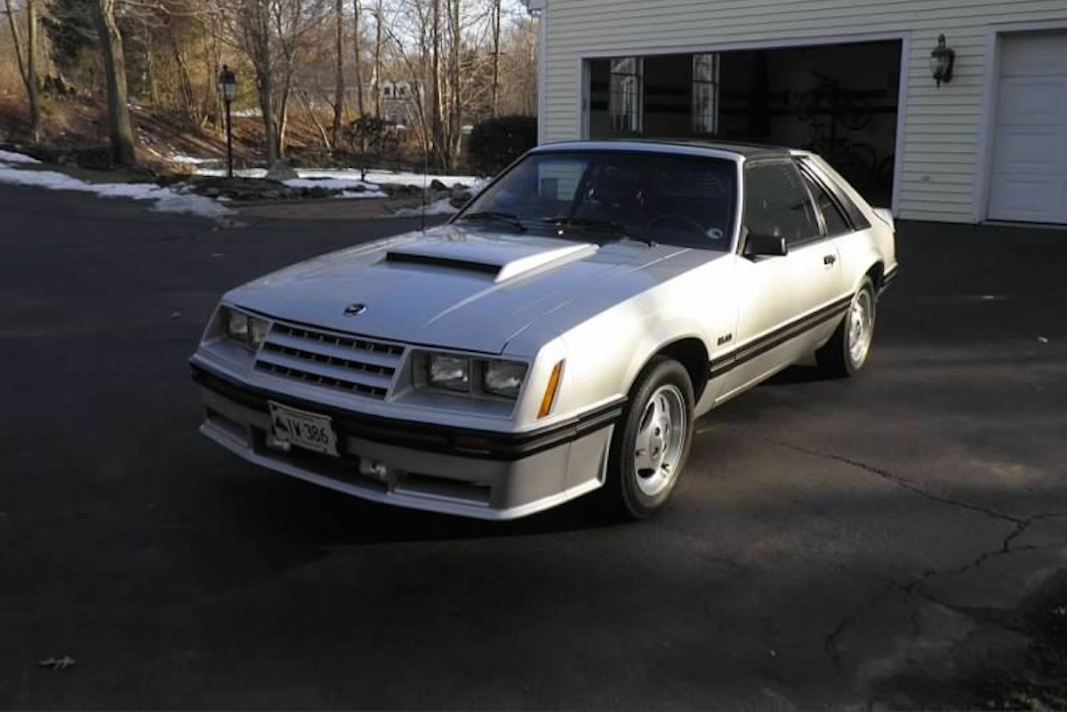 Ebay Find Unmolested Exceptional 1982 Mustang Gt Stangtv