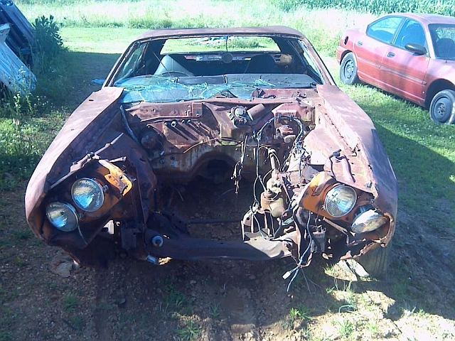 eBay Find: S Of A 1970 Dodge Challenger, Is It Worth $1,500.00 ...