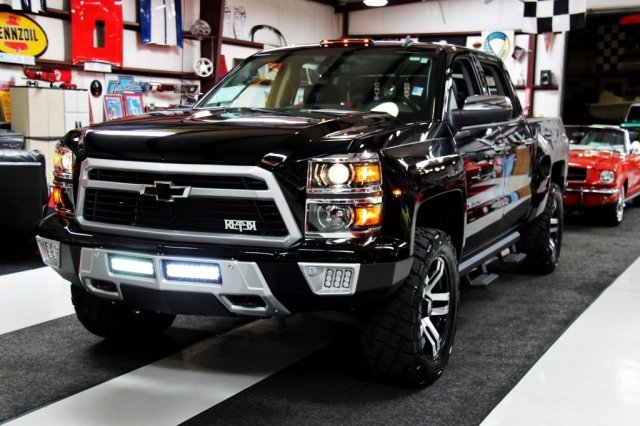 Lingenfelter Reaper On eBay Makes Unique Ford Raptor Competitor - Off Road Xtreme