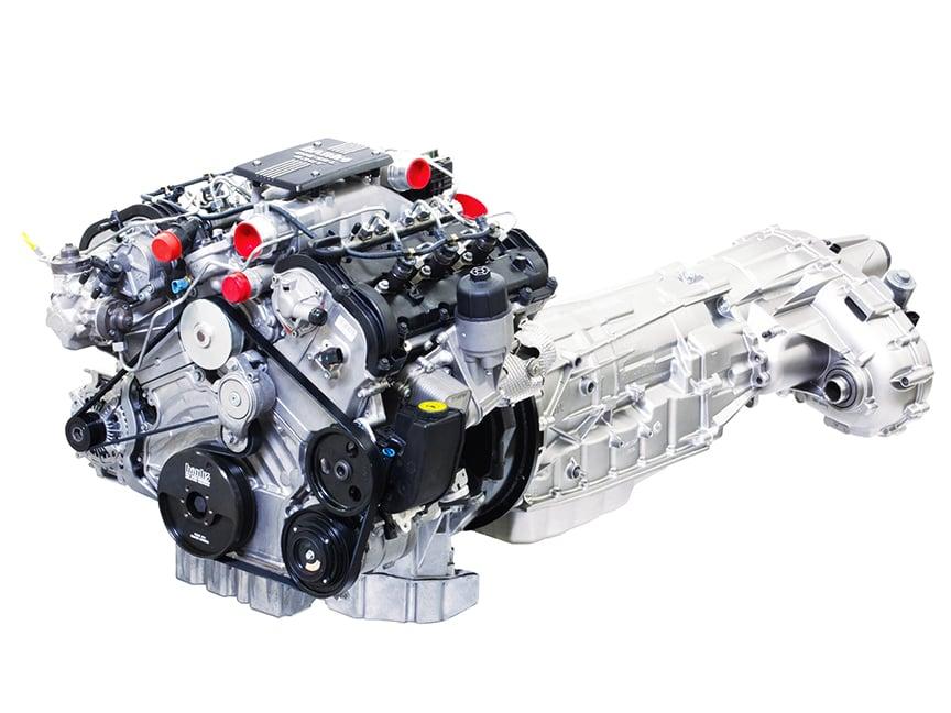 3 0L Diesel Engine Option For Your Diesel Engine Conversion - Off