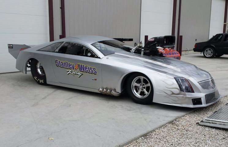 The Stanley Weiss Racing Cts V Pro Mod Has Arrived Dragzine