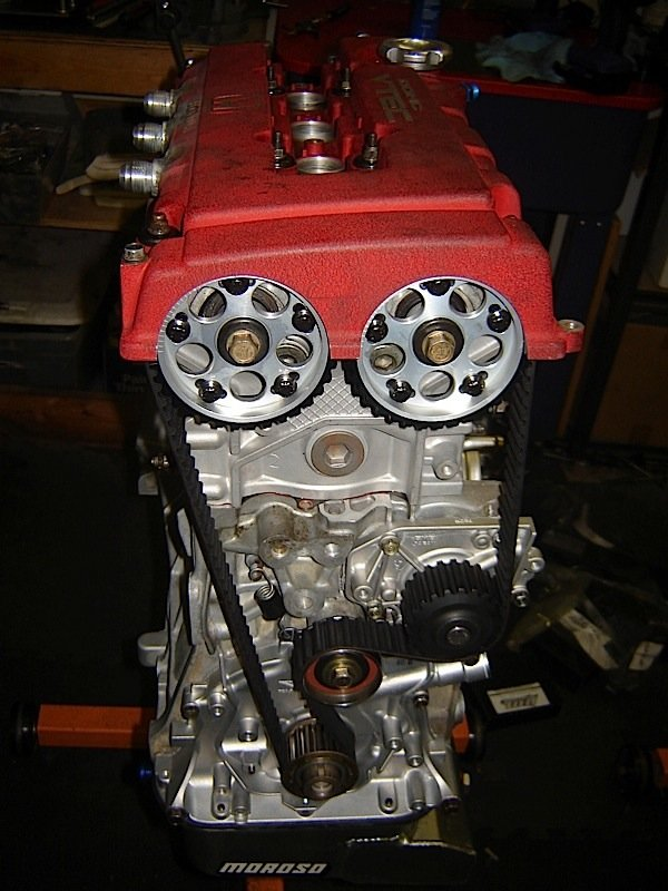 Image Gallery K Series Engine