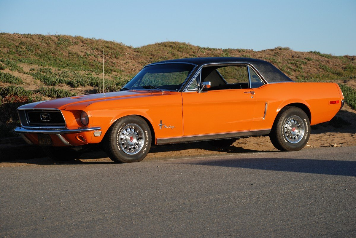 A 68 Mustang Named Gracie A Dedicated Family Affair Stangtv