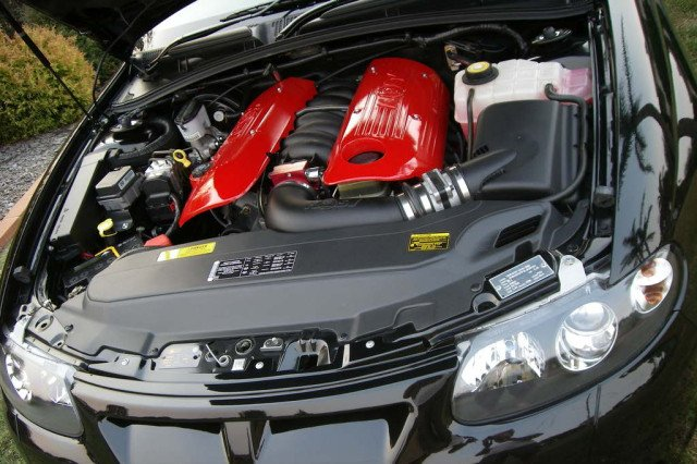 A Holden HSV GTO with LS1 motor.