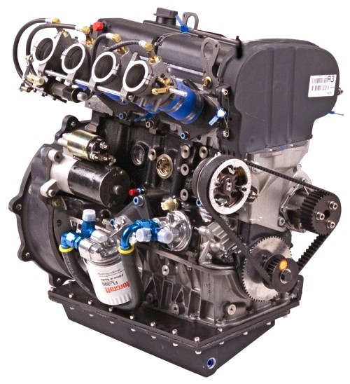 Focus midget engine specs
