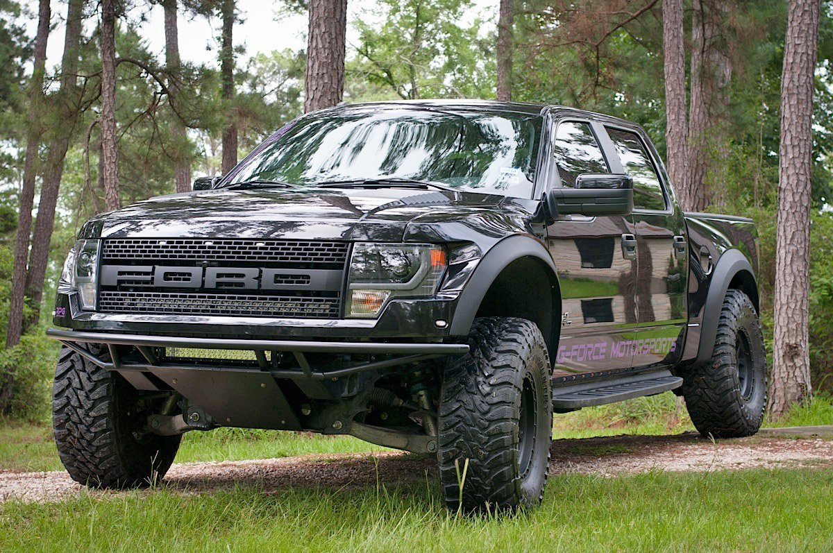 2013 F150 Tires >> ORX Truck Feature: The Doctor's Phaeton Is A Ford F-150 SVT Raptor - Off Road Xtreme