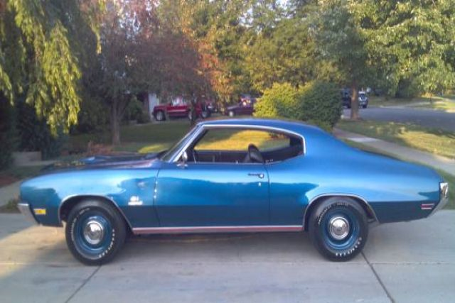 Craigslist Find: Musuem Piece Quality 1970 Buick Gran Sport
