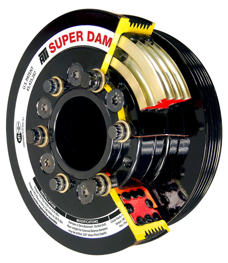 ATI Performance Products' Tips On Super Damper