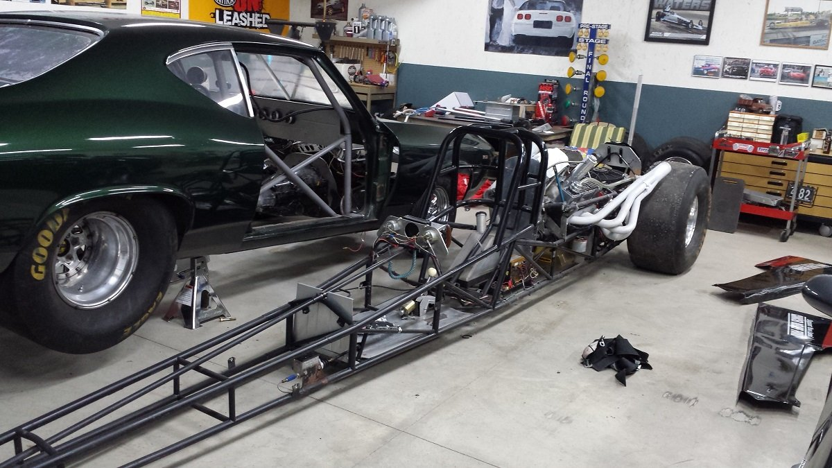 supercharged lsx powered dragster to debut in 2015 dragzine. Black Bedroom Furniture Sets. Home Design Ideas