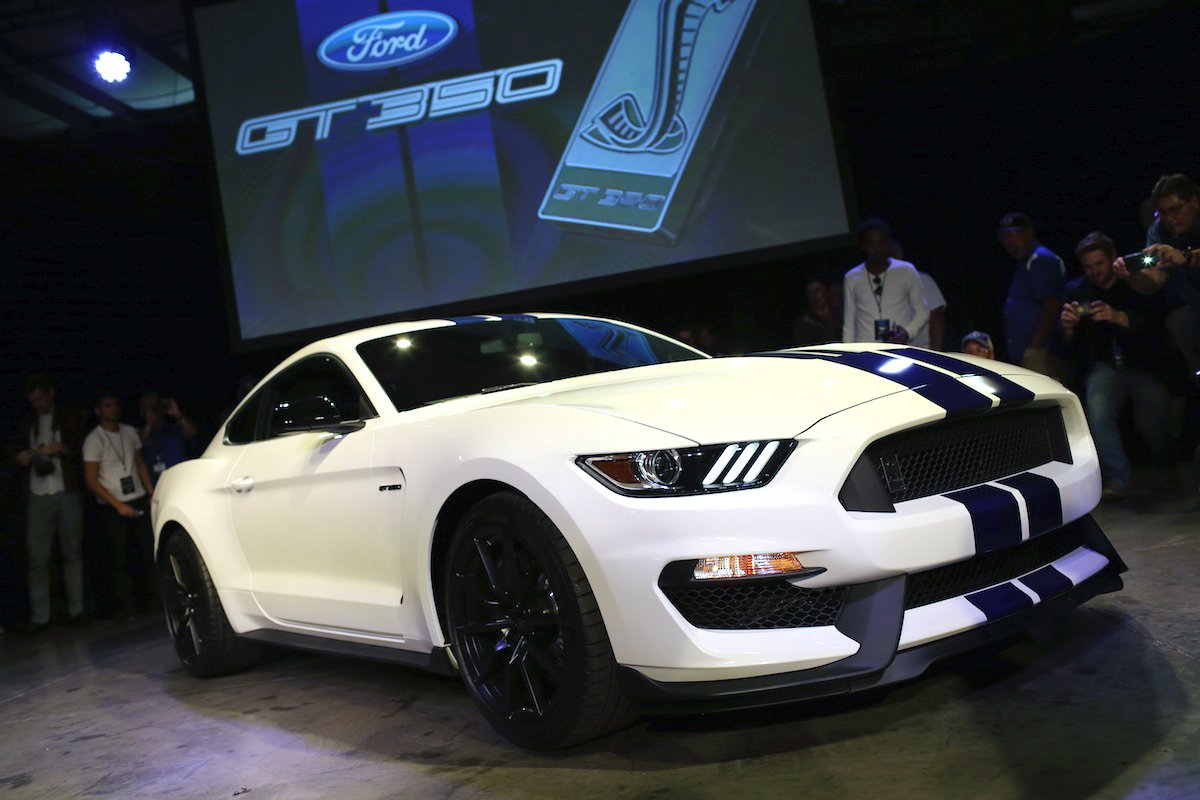 Decoding The Shelby GT350 VINs Reveals Preferred Colors, Options