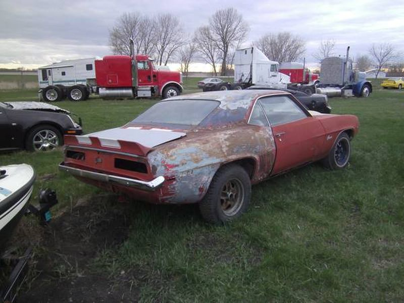 Craigslist Find: Redneck Special Camaro Or Low Miles Survivor Z/28