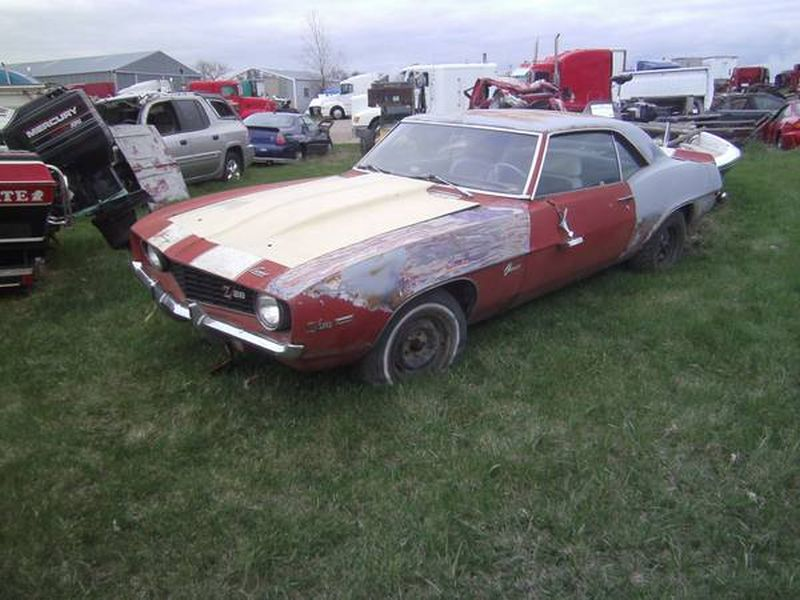 Craigslist Find Redneck Special Camaro Or Low Miles