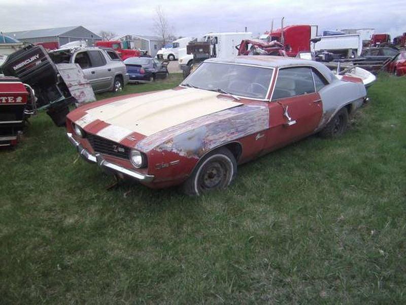 Craigslist Find: Redneck Special Camaro Or Low Miles