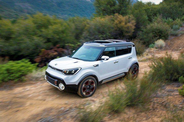 Kia Unveils New Awd Off Road Vehicle Concept Off Road Xtreme