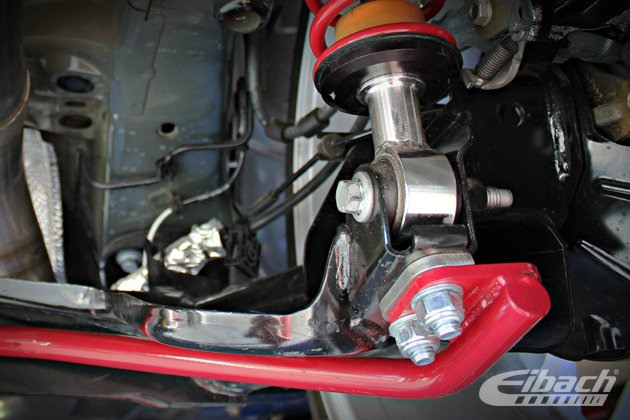 Lateral Grip: What Sway Bars Actually Do And Why They're