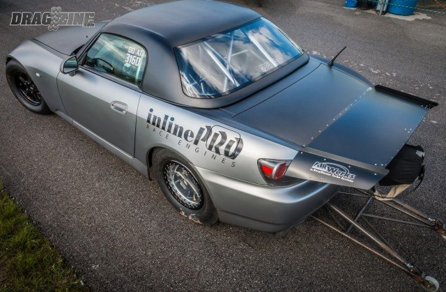 7-Second Rocket: Carey Bales' 132 Cubic Inch, Turbo'ed Honda S2000